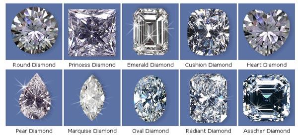 Loose Diamonds Styles