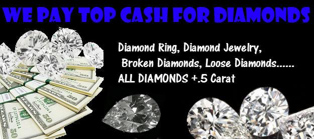 Sell Diamond Jewelry Dallas TX
