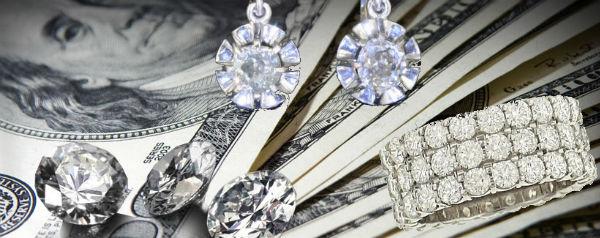 Sell Diamonds and Diamond Jewelry Dallas