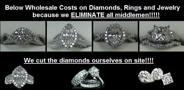 Wholesale Diamonds Dallas
