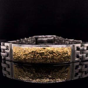 #702018 GN-Bracelet 24K Silver 1804