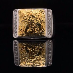 #701859 GN-Ring 24K Silver 726