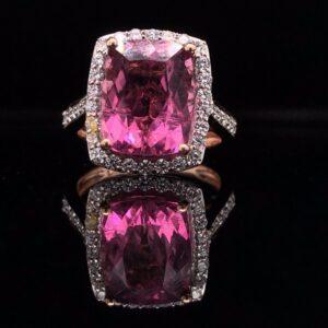 #299695 PYU-Ring 14K Rose Gold 2266