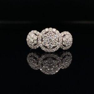 #2789-9710001.00CTW Fashion Ring