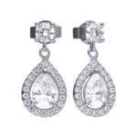Diamond-Jewelry-Wholesalers-Tear-Drop-Earrings